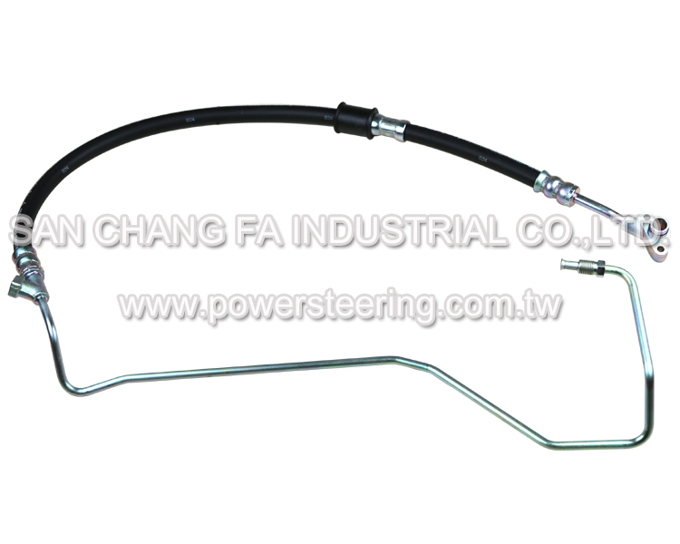 動力方向機高壓油管 POWER STEERING HOSE FOR HANDA ACCORD 3.0(K9) 98'~02' (LHD) 53713-S87-A04